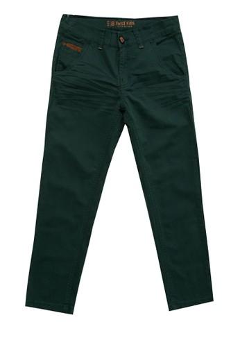 Twist Kids green Cl 3656 C Cott Stretch Hsxtra 6739CKA1DF5AABGS_1