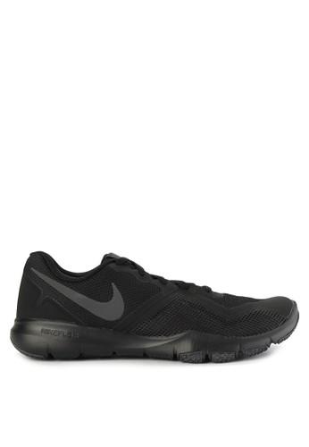 Nike black Nike Flex Control Ii Shoes 5A433SH8044588GS_1