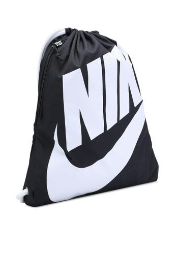 Buy Nike Unisex Nike Heritage Gym Sack Backpack | ZALORA Singapore