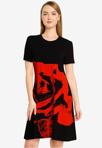Desigual black Washintong Dress 5BB67AAC806550GS_1
