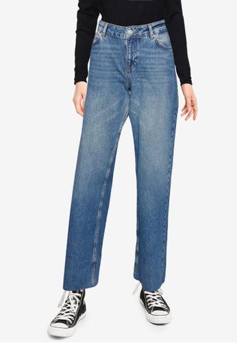 Noisy May blue Amanda Wide Jeans DA228AA87C3A8EGS_1