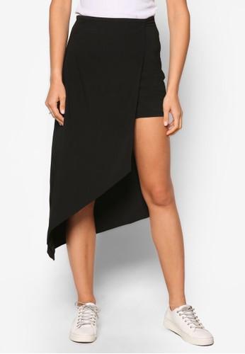 不對稱裹飾短裙, 服飾, 燦色奪esprit hk分店目