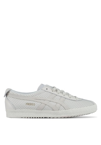 Onitsuka Tiger black Mexico Delegation Shoes ON067SH0SVW4MY_1