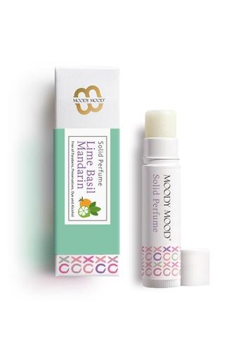 Moody Mood green Moody Mood Lime Basil Mandarin Solid Perfume 5g FD168BE10E90B7GS_1