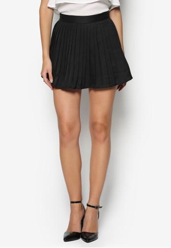 褶飾迷你短裙, 服飾esprit holdings, 裙子