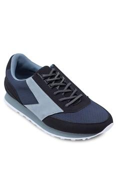 Combined Mesh Sneakers