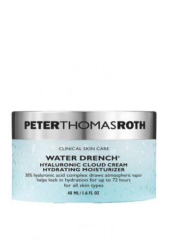 Peter Thomas Roth blue Water Drench Hyaluronic Cloud Cream Hydrating Moisturizer 822DABE4D5346AGS_1