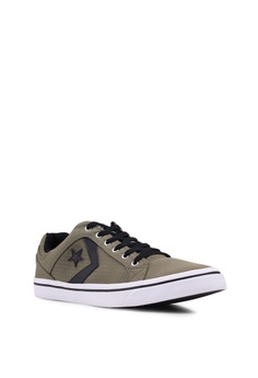 40% OFF Converse EL Distrito Ox Sneakers RM 245.20 NOW RM 147.10 Sizes 8 9  10 50b5b3acead09