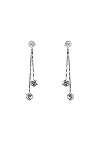 Cocoa Jewelry silver Cocoa Jewelry Premium - Sakura Drops 423F9ACE1640BAGS_1