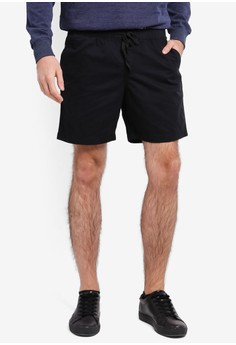 Image of Modern Fit Shorts With Drawstring