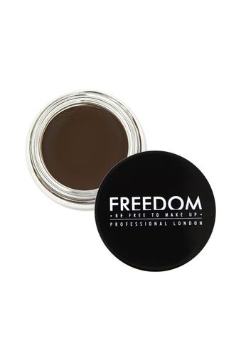 Freedom Makeup Freedom Pro Brow Pomade Dark Brown FR785BE14DMVSG_1