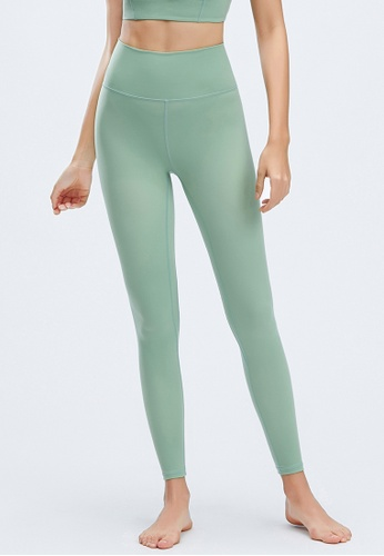 HAKA ACTIVE green HAKA Legging 84275AAE6F0CF5GS_1