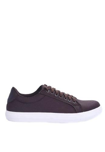 Sogno brown Sepatu Sneakers Casual GHS 015 B6506SH1A5EECAGS_1