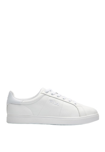 Fila white Heritage Sneakers 7FAF8SHB549D99GS_1
