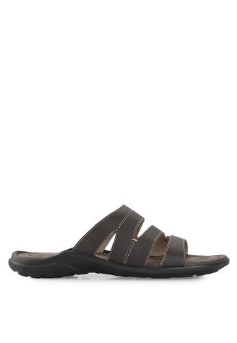 MARC & STUART Shoes brown Greg 1 MA456SH21NUSID_1