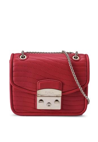 Furla red Crossbody Chain Bag 3A176AC75EF59BGS_1
