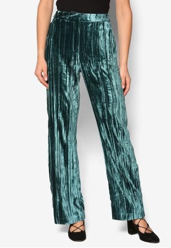 亮面天鵝絨長褲, 服飾esprit分店, 長褲及內搭褲