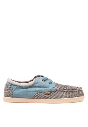 Paez grey Getaway Mens Sneakers PA524SH49LDYPH_1