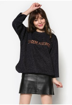 Sincere Feelings Sparkle Tunic