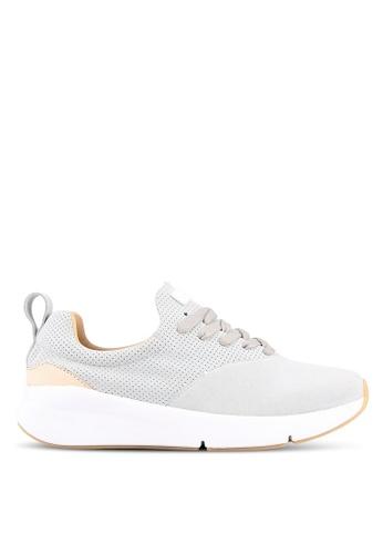 Rawrow grey Wax 210 Chamude Sneakers RA312SH0RQMFMY_1