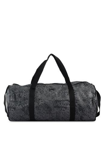 Under Armour black Ua Favorite Duffel 2.0 Bag UN337AC0SU3GMY_1