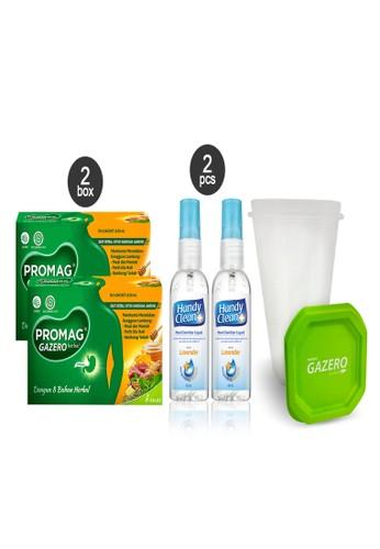 Promag n/a Paket Promag Herbal + Hand Sanitizer 72AA7ES30487FEGS_1
