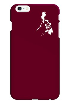 The Philippines Matte Hard Case for iPhone 6 Plus