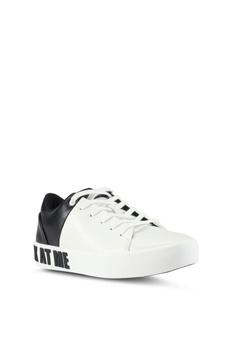 lowest price online Aldo MEGGY Black Shoes Hi top trainers Women 6 7 7 5 8 5 9 10 11 12