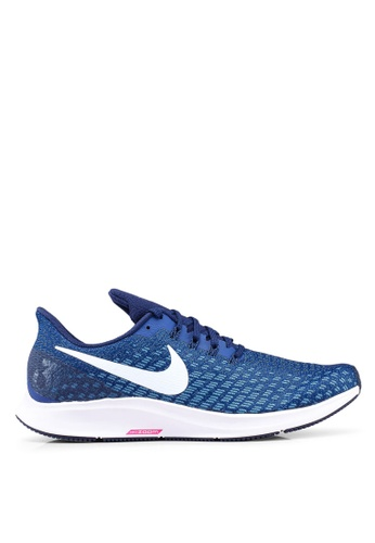 Nike blue Nike Air Zoom Pegasus 35 Shoes 1E375SH67F6E53GS_1