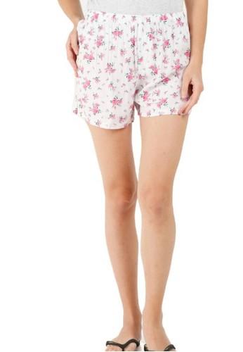 BarBar white Hadley Women Short Pants BXRGRLS-07704-H 661CEAA4C64C6CGS_1