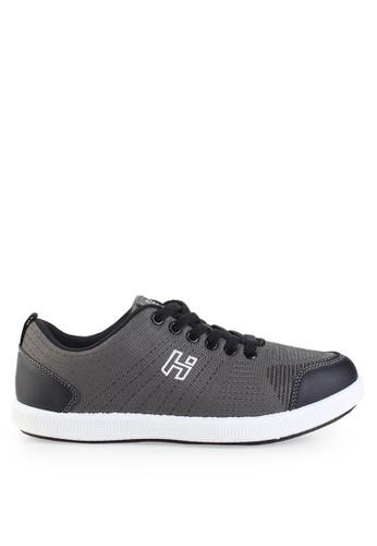 Homyped grey Elite 01 Sneakers HO842SH59VEMID_1