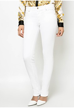 Skinny Cont Waterfall Trousers