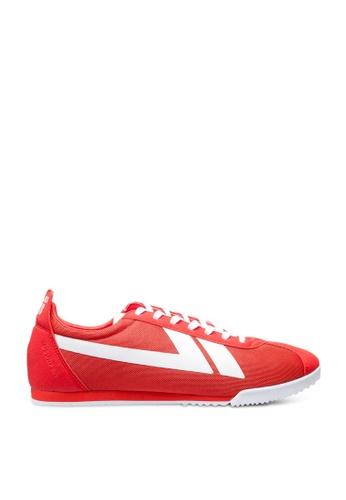 Kolca white and red Kolca78 Seveneight Sneakers 09E11SH0EDD8ABGS_1