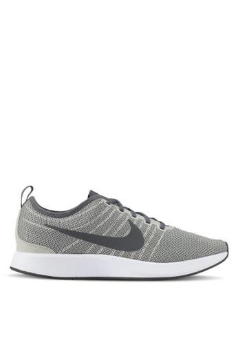 Nike grey Men's Nike Dualtone Racer Shoes NI126SH0SHGEMY_1