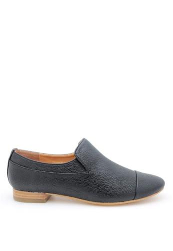 PRODUIT PARFAIT black Oxford Shoes AEF55SHF46BC9AGS_1
