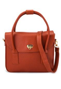 Florentine Top Handle Bag sling sling straps