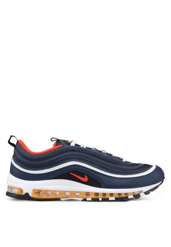 Nike multi and navy Men's Nike Air Max 97 Shoes 1B8A9SHB20EC52GS_1