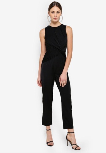 FORCAST black Elin Sleeveless Jumpsuit 33D65AADAA2E0BGS_1