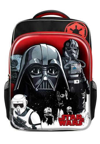 Star Wars black and red Disney Star Wars Primary School Bag 2D28AKC1FCE8D6GS_1