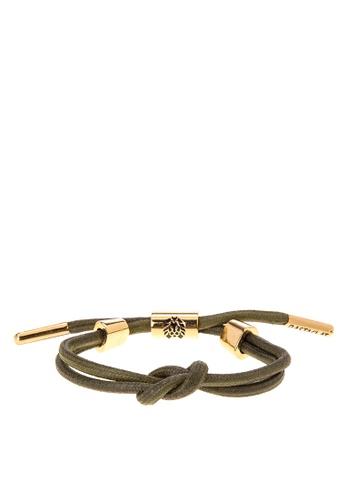 Rastaclat green Knotaclat Bracelet: Medallion Jewelry RA072AC0KK2CPH_1
