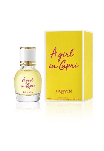 Lanvin Lanvin A Girl In Capri  EDT 30ML DC9BFBEFD86520GS_1