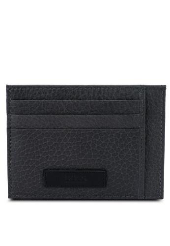 BOSS grey Trucker Card Case - BOSS Accessories FBCA4AC1D24588GS_1