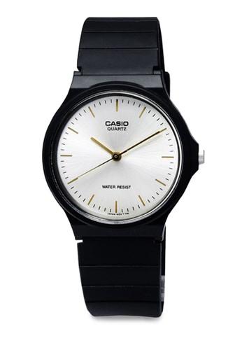 Casio - Jam Tangan Unisex - Hitam - Strap Resin - MQ24-7E2LDF