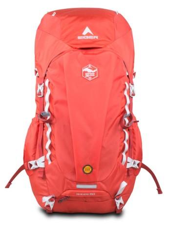 Eiger red Rhinos 28 Gunung Carrier 60L - Red 1099FAC304621EGS_1