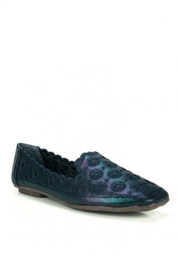 Cardam's Lifestyle blue Carol Boat Shoes E044ASH1DD9304GS_1