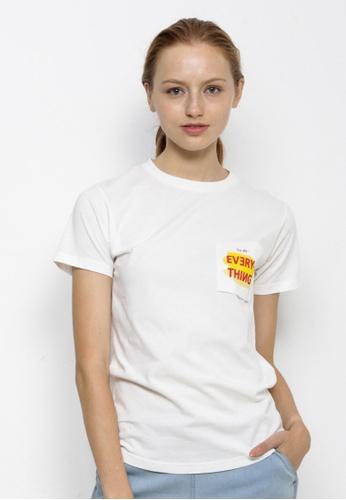 Fave Short Sleeve Slogan Tee 960F8AA6745B6CGS_1