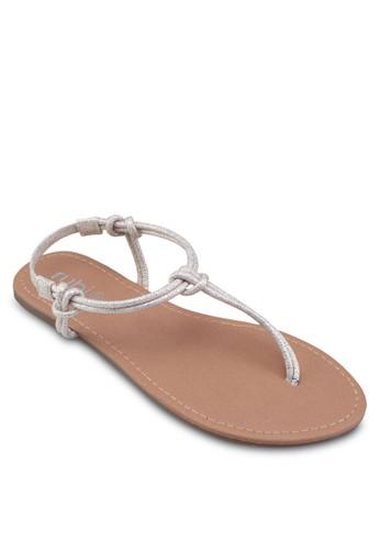 Coco 夾腳涼鞋,zalora 衣服尺寸 女鞋, 鞋