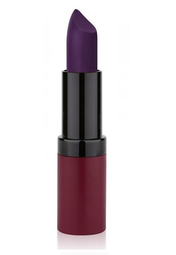 GOLDEN ROSE red and purple VELVET MATTE LIPSTICK - 28 GO743BE10FPLMY_1