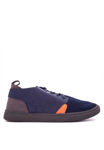 G&G navy Coolway Men's Sneakers GG012SH0K3MCPH_1