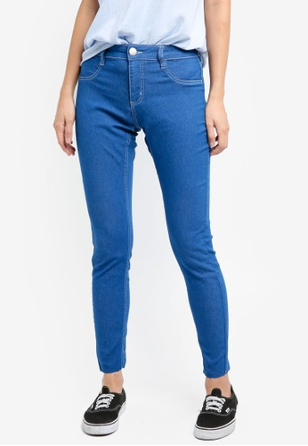 Cotton On blue Mid Rise Jegging 2200CAA6458B0BGS_1